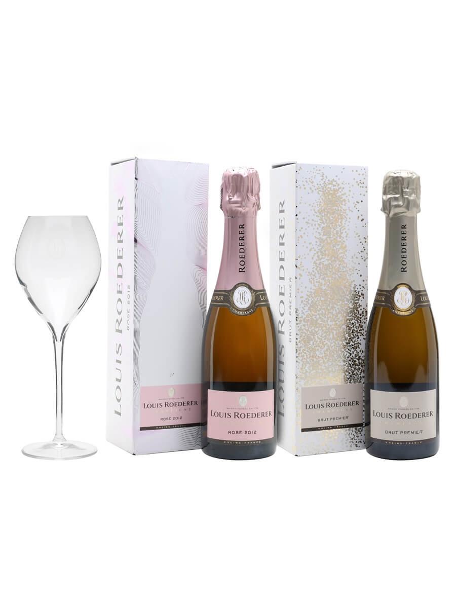 Louis Roederer Selection / 2 Bottles
