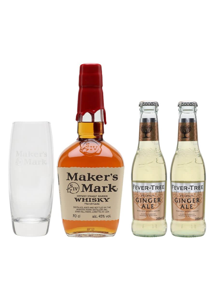 Maker's Mark Kentucky Mule Cocktail Kit