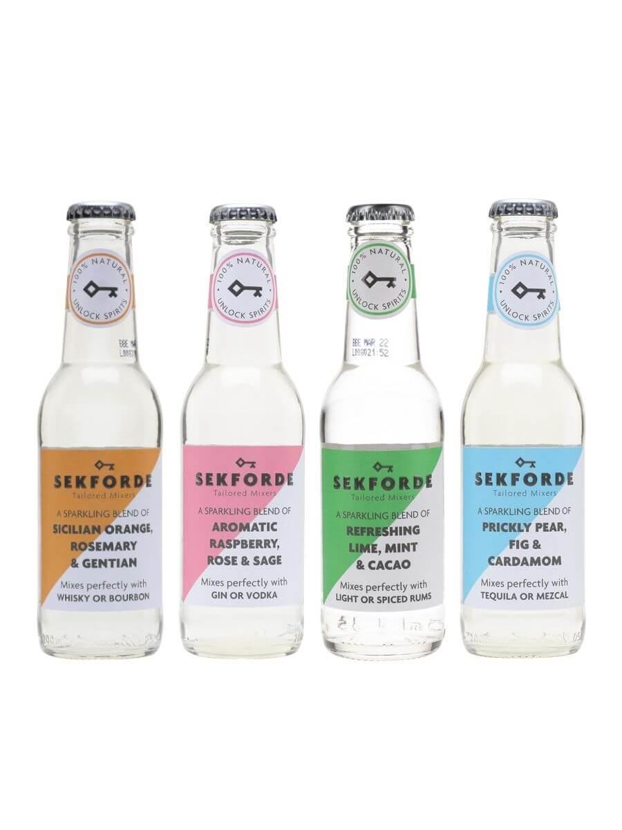 Sekforde Discovery Pack / 4 Bottles