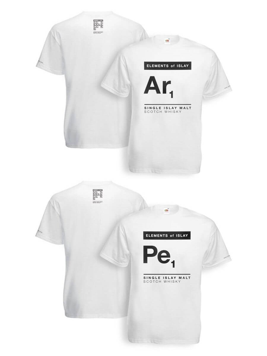 Elements of Islay Extra Large T-Shirt Set / 2 Pack