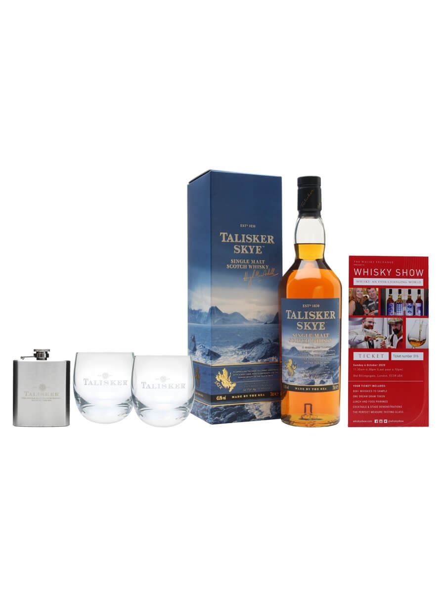 Talisker Skye Whisky Show Package / 1 Ticket