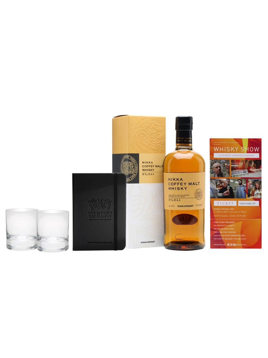 Nikka Coffey Malt Whisky Show Package / 1 Ticket