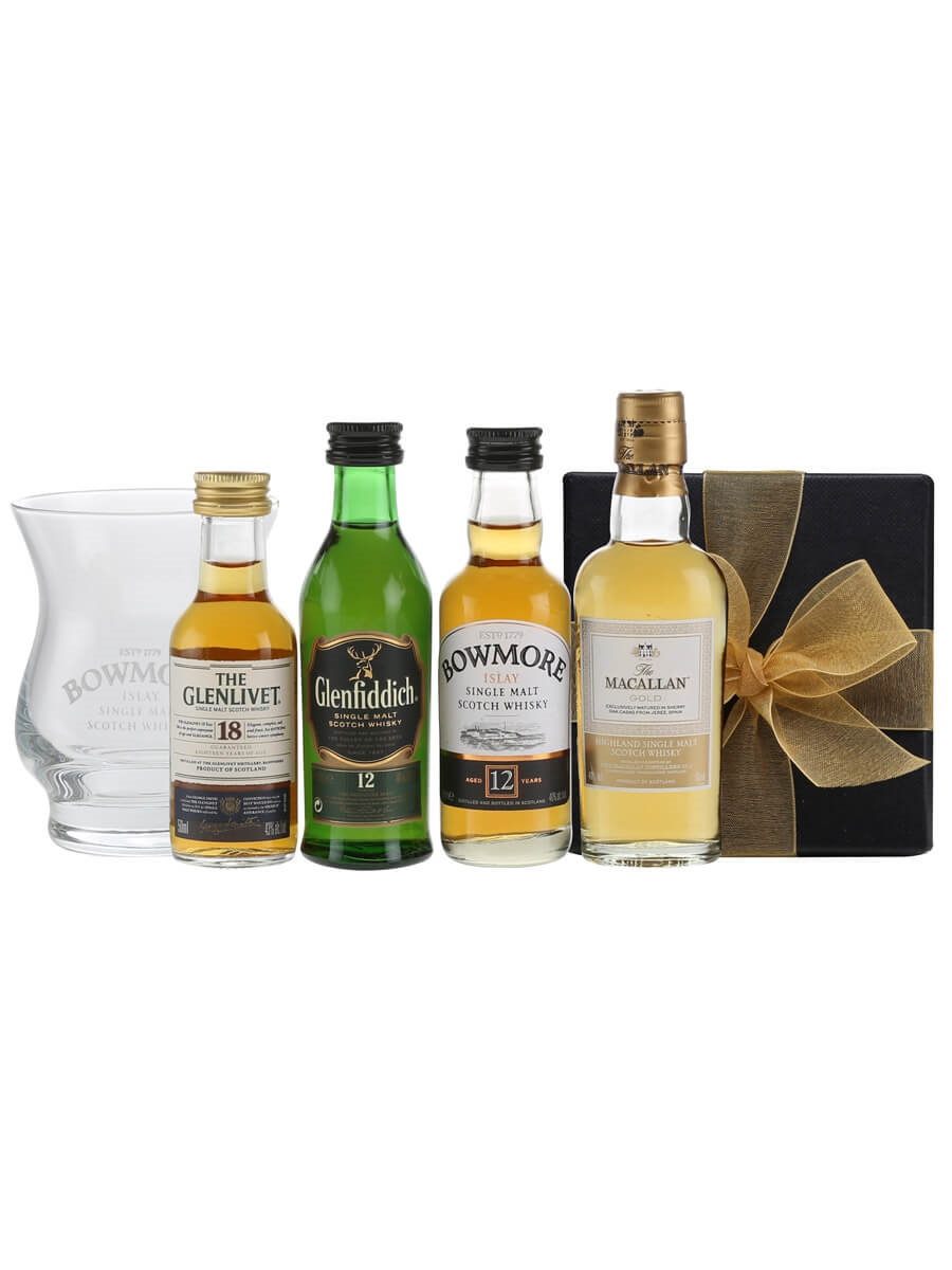 Whisky Lovers Chocolate Gift Collection