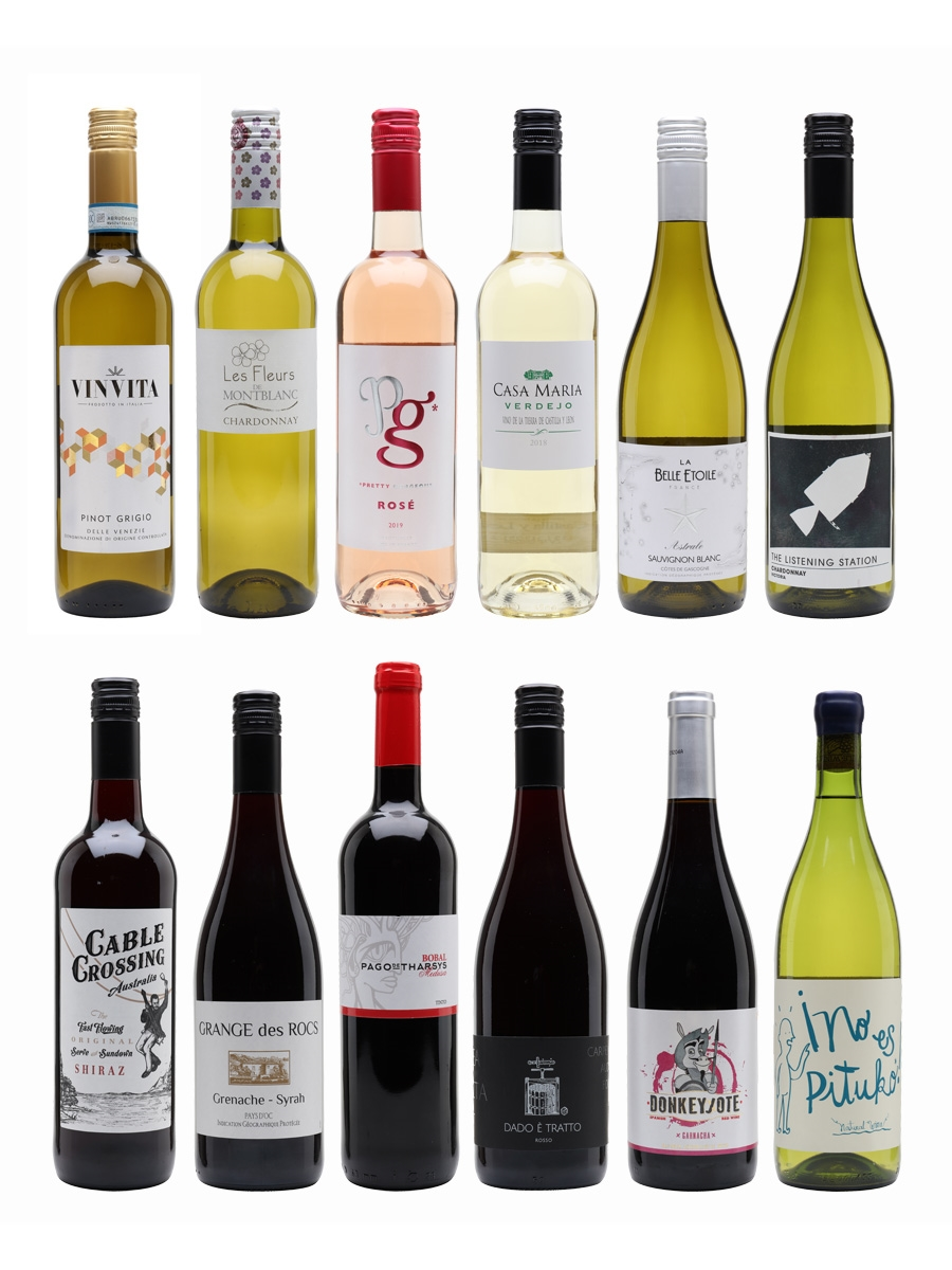 Get Outdoors Wine Case / 12 Bottles