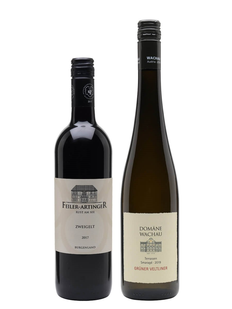 Try Something Different Austrian Wine Duo