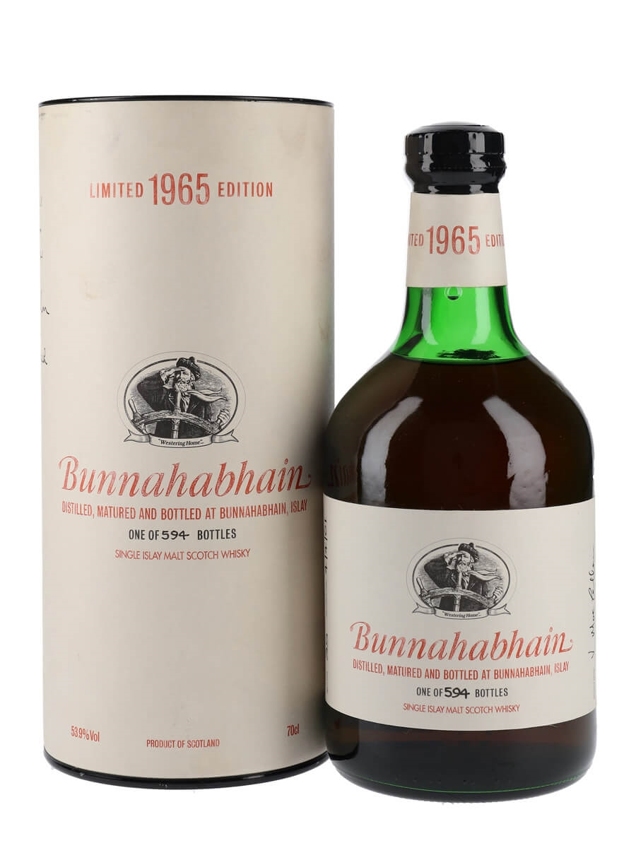 Bunnahabhain 1965 / 35 Year Old / Sherry Cask