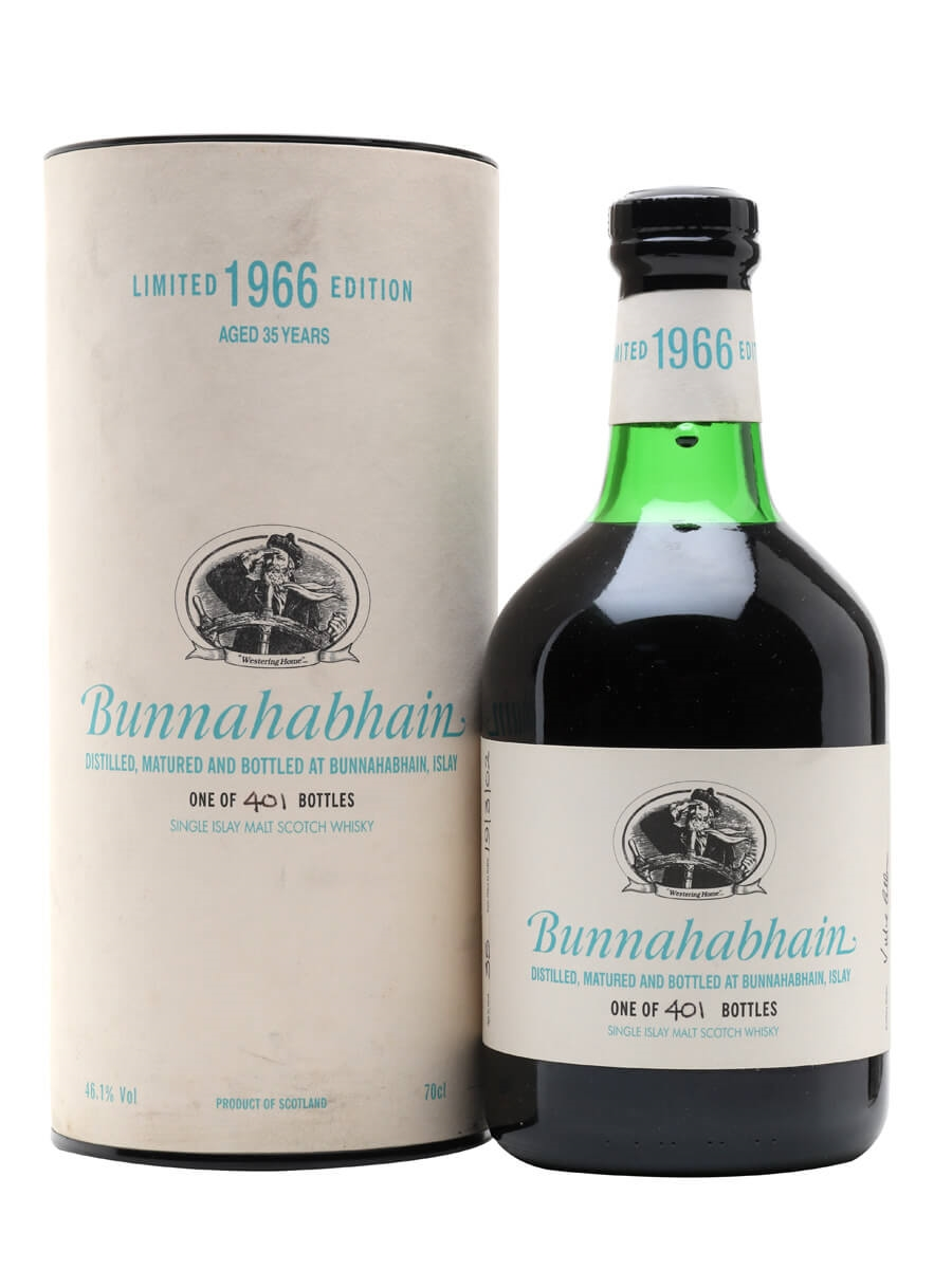 Bunnahabhain 1966 / 35 Year Old / Sherry Cask