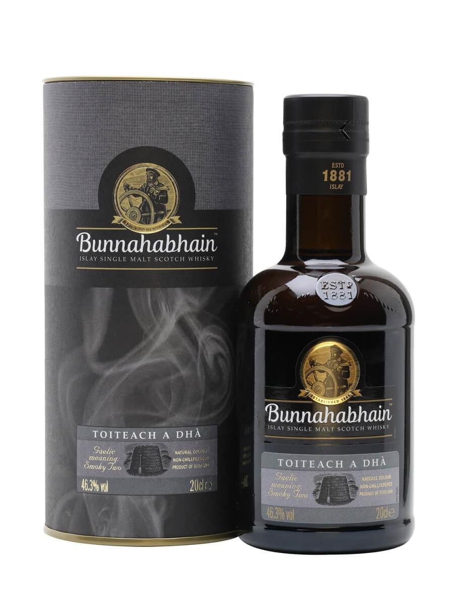 Bunnahabhain Toiteach A Dha / Small Bottle