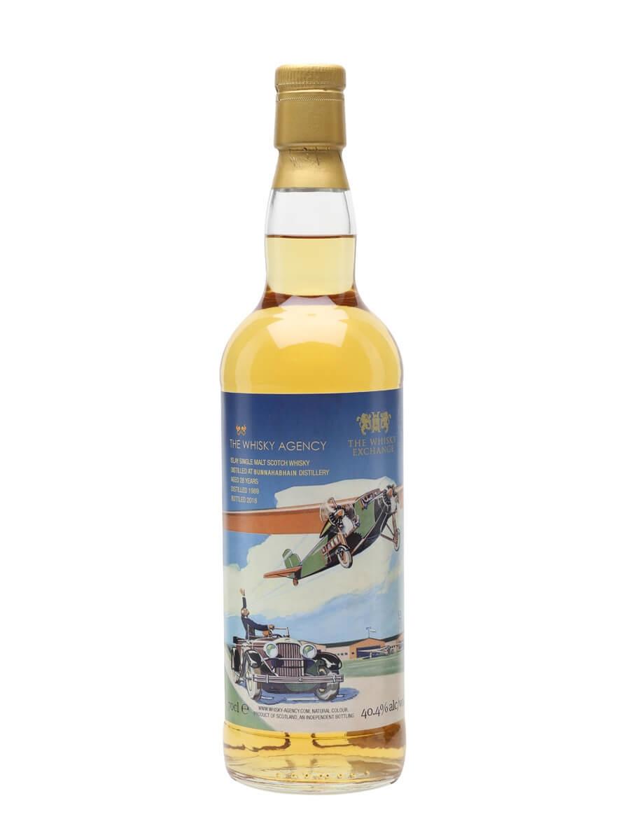 Bunnahabhain 1989 / 28 Year Old / The Whisky Agency for TWE