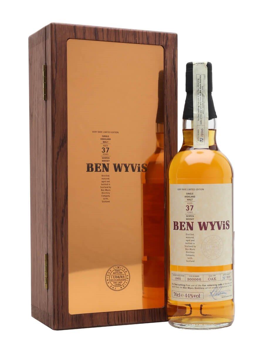 Ben Wyvis 1965 / 37 Year Old