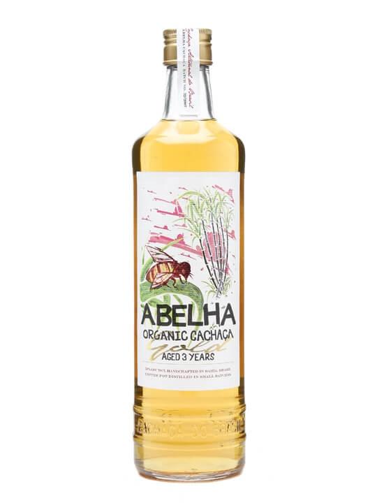 Abelha Gold Organic Cachaca / 3 Year Old