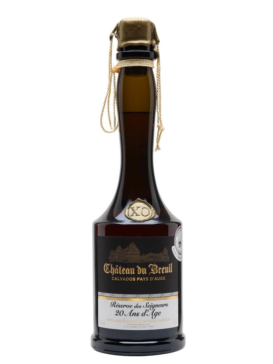 Chateau du Breuil 20 yo Reserve des Seigneurs XO Calvados