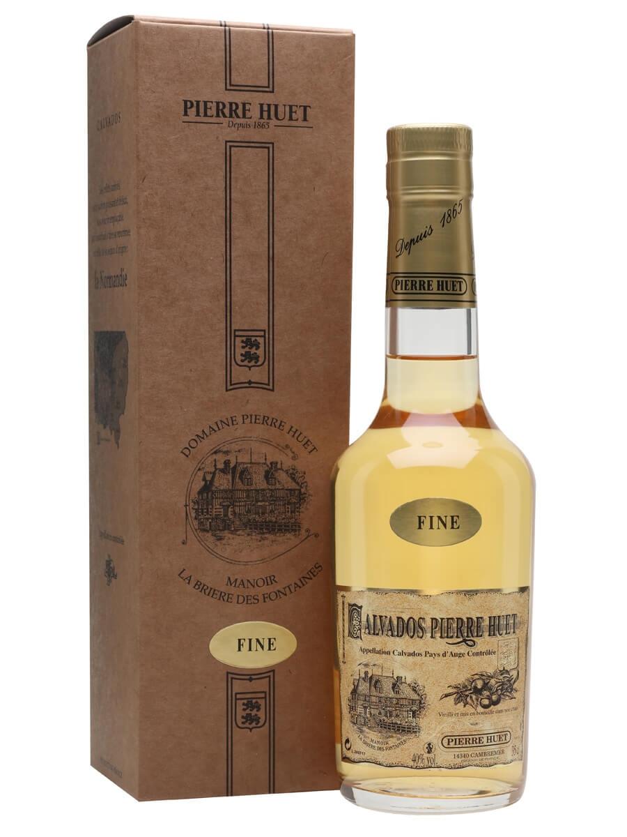 Pierre Huet Fine Calvados / Half Bottle