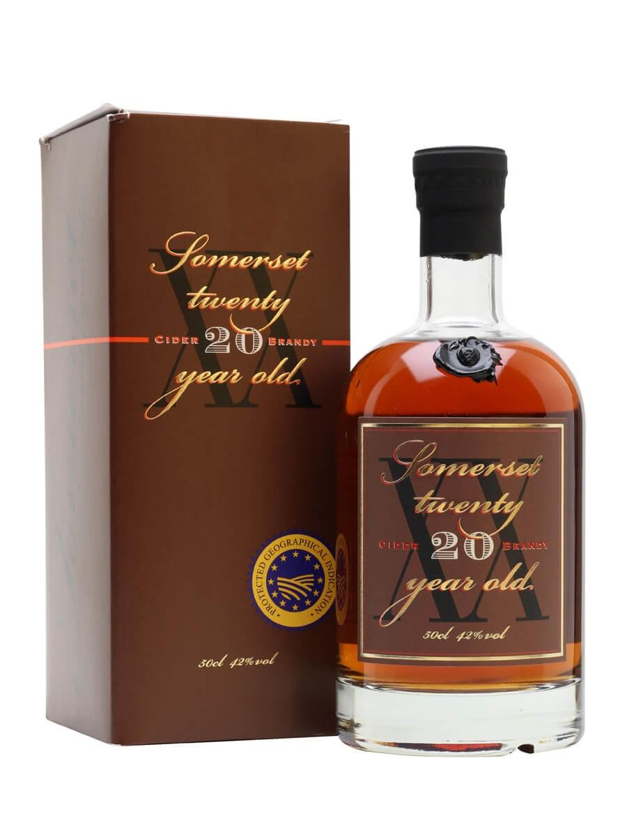 Somerset Cider Brandy 20 Year Old