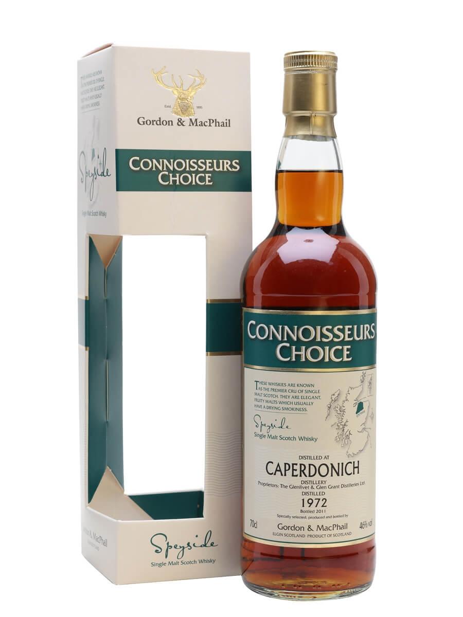 Caperdonich 1972 / Bot.2011 / Sherry Cask / Connoisseurs Choice