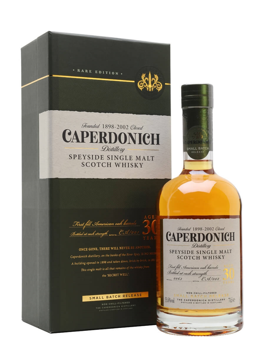 Caperdonich 30 Year Old / Secret Speyside Batch 2