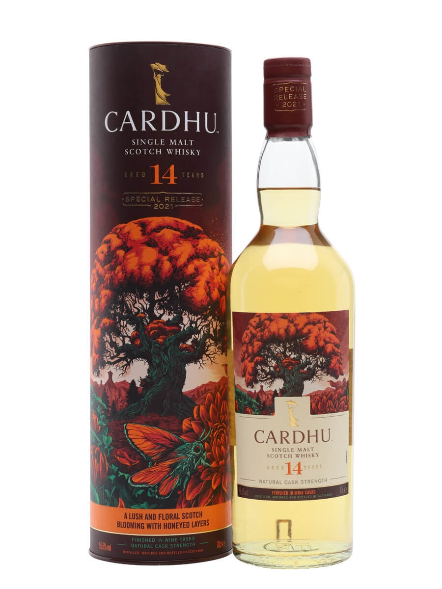 Cardhu 2006 / 14 Year Old / Special Releases 2021
