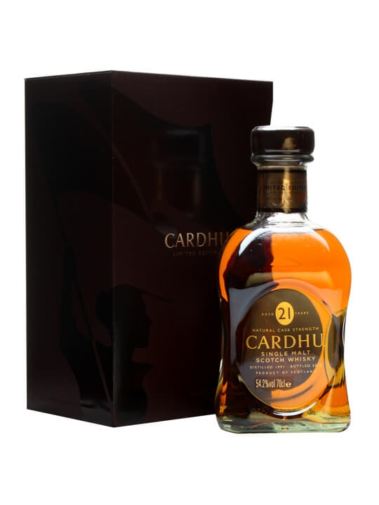 Cardhu 21 Year Old / Bot.2013