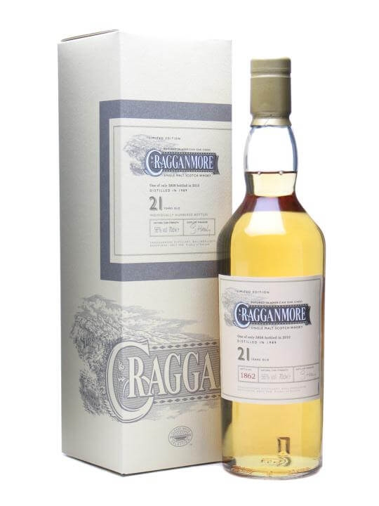 Cragganmore 1989 / 21 Year Old