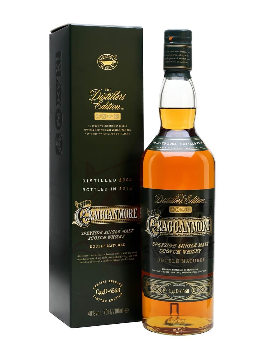 Cragganmore 2004 / Distillers Edition