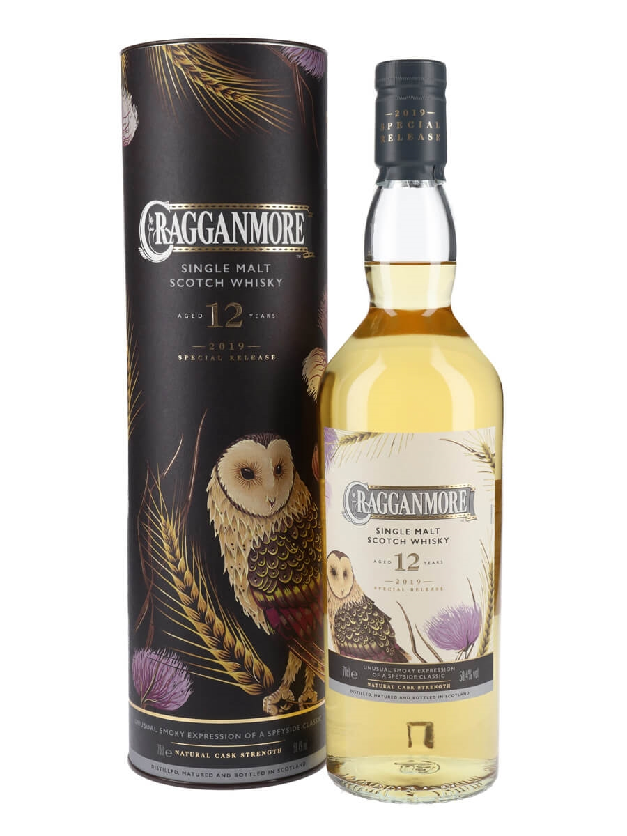Cragganmore 2006 / 12 Year Old / Special Releases 2019