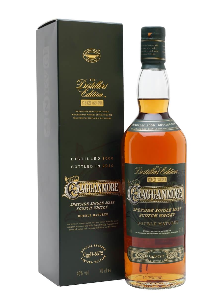Cragganmore 2008 Distillers Edition / Bot.2020