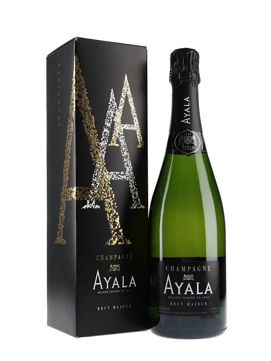 Ayala Brut Majeur Champagne / Gift Box