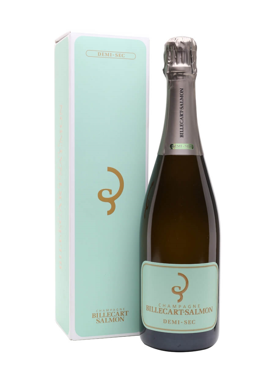 Billecart-Salmon Demi-Sec Champagne