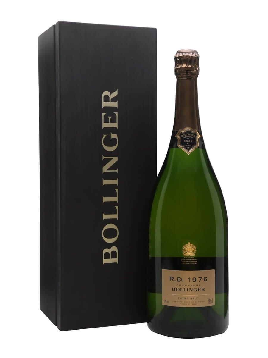 Bollinger R.D 1976 Champagne / Magnum