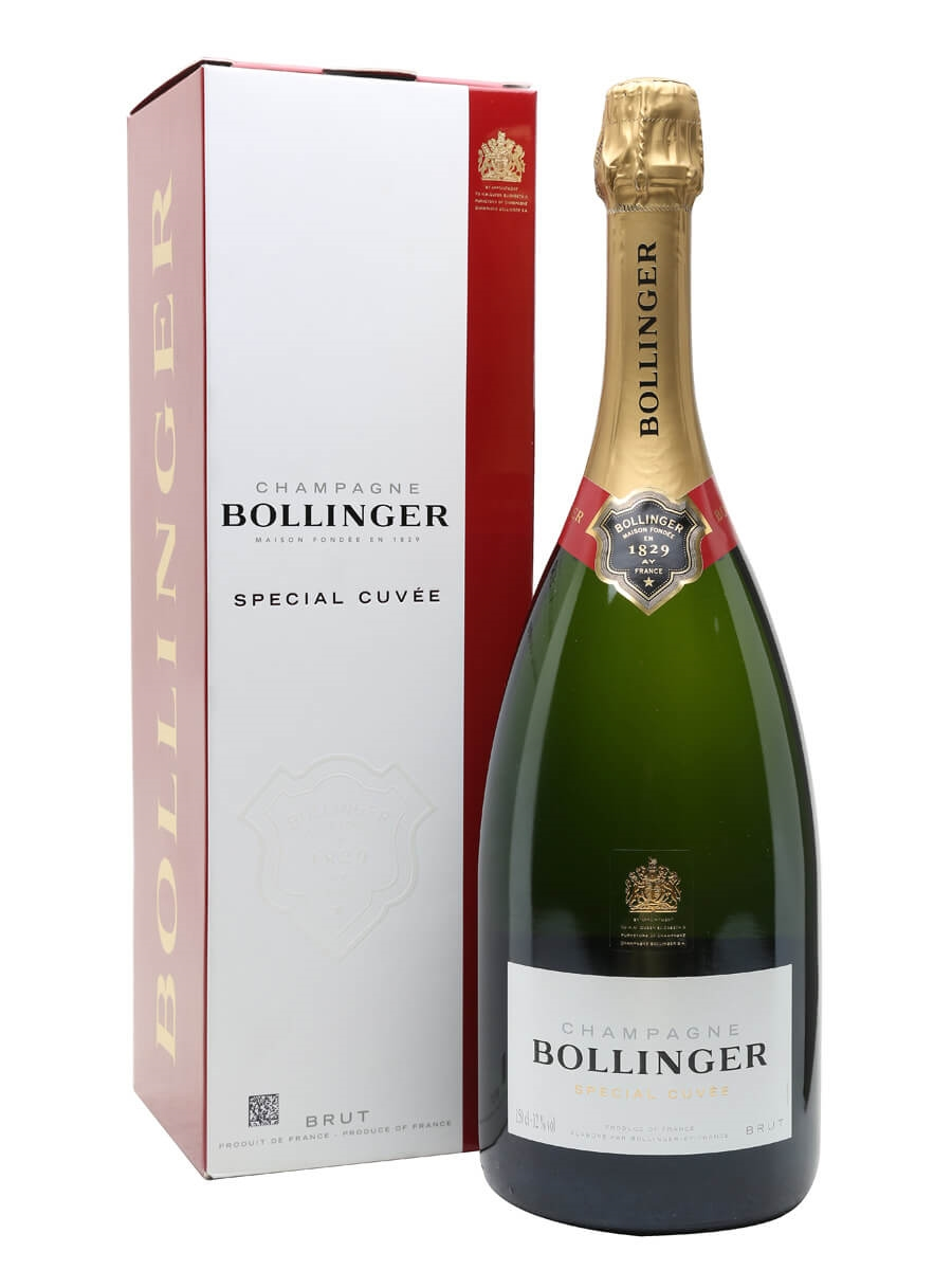 Bollinger Special Cuvee NV Champagne / Gift Box / Magnum
