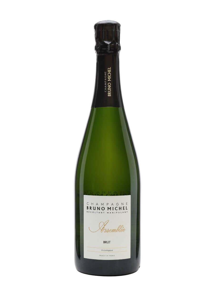 Bruno Michel Assemblee Brut NV Champagne
