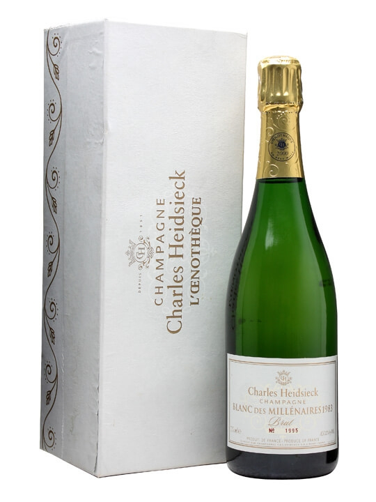 Remarkable, Charles heidsieck vintage can not