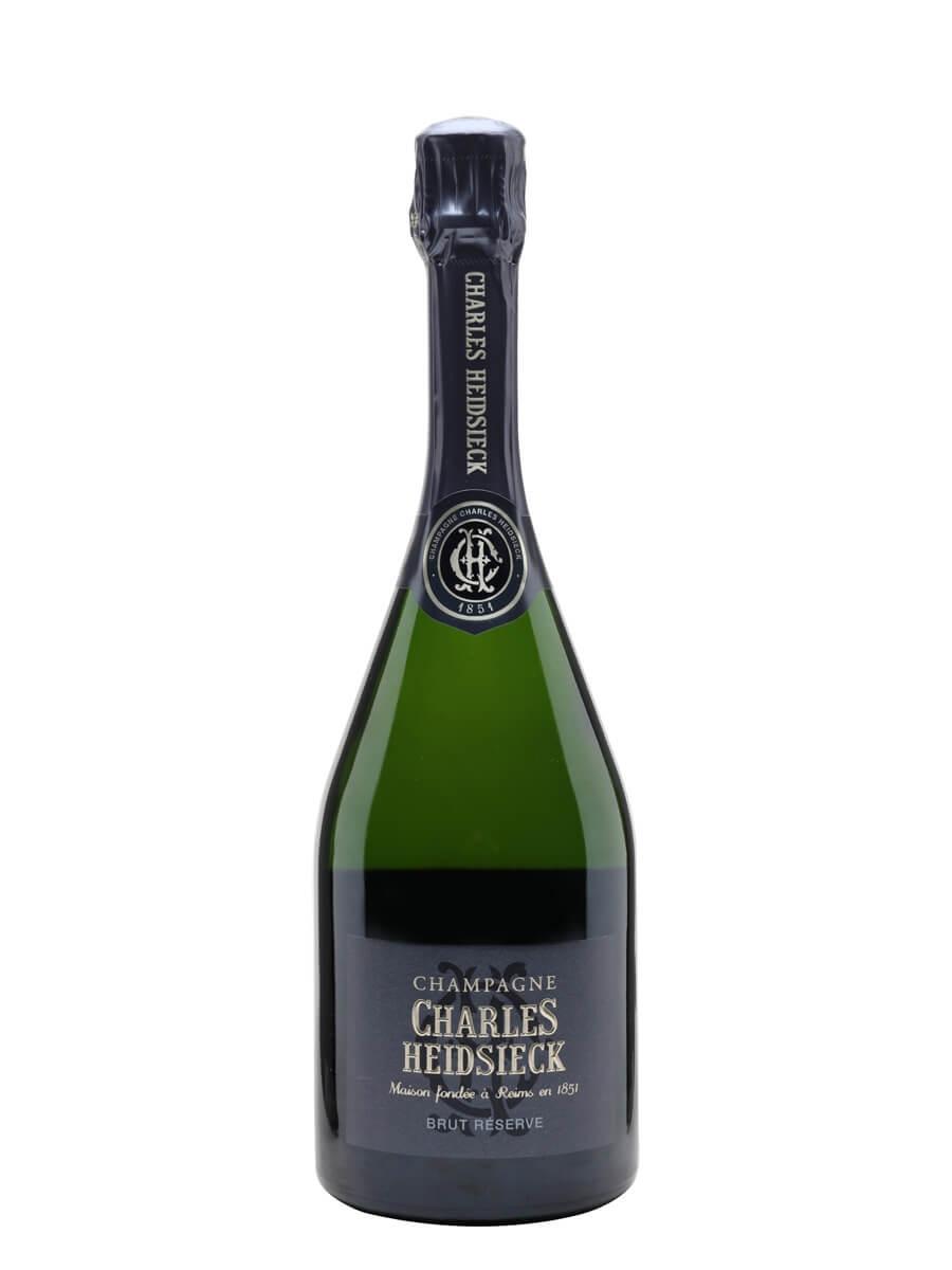 Charles Heidsieck Brut Reserve Champagne / Magnum