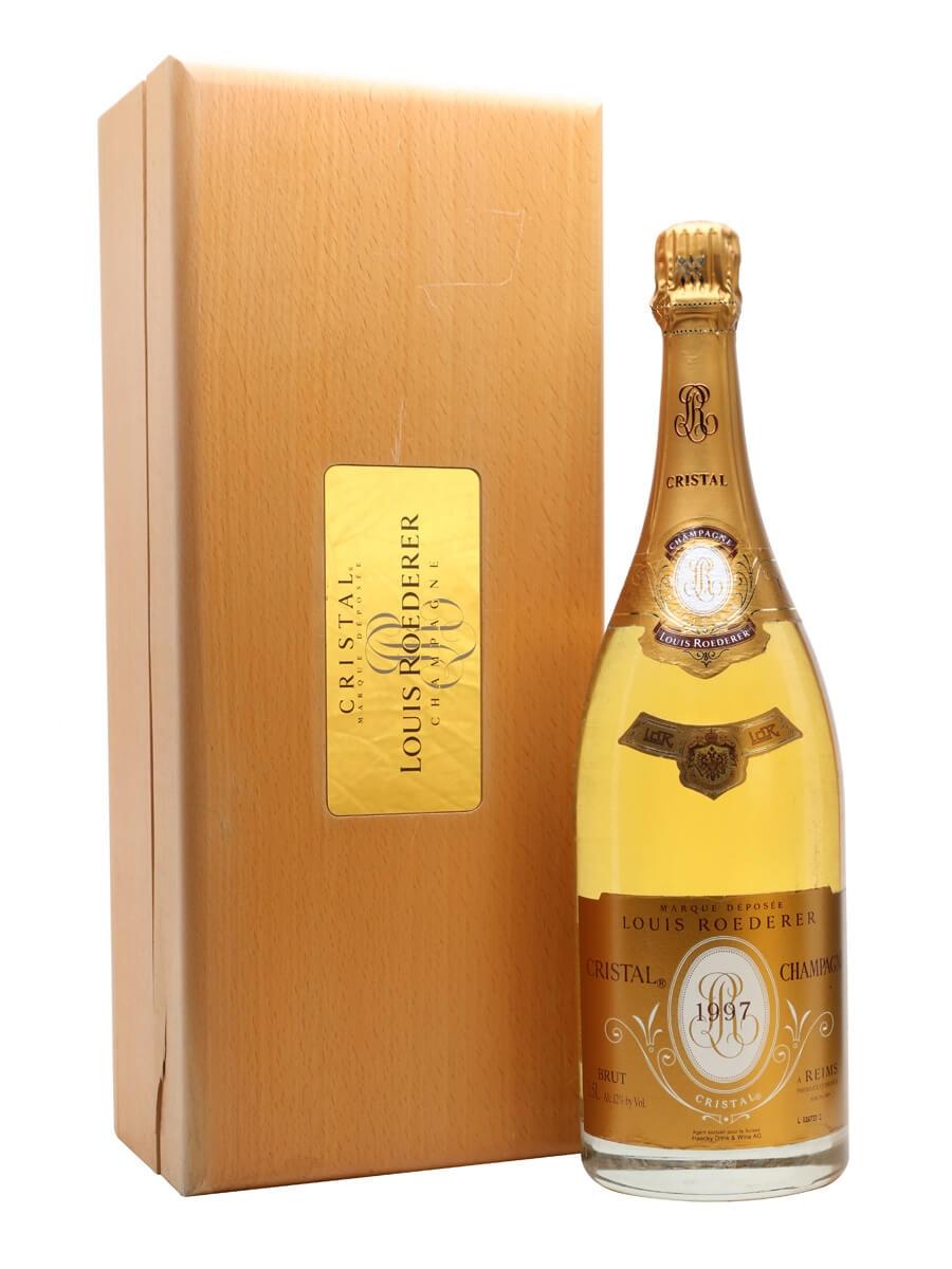 Louis Roederer Cristal 1997 Champagne / Magnum