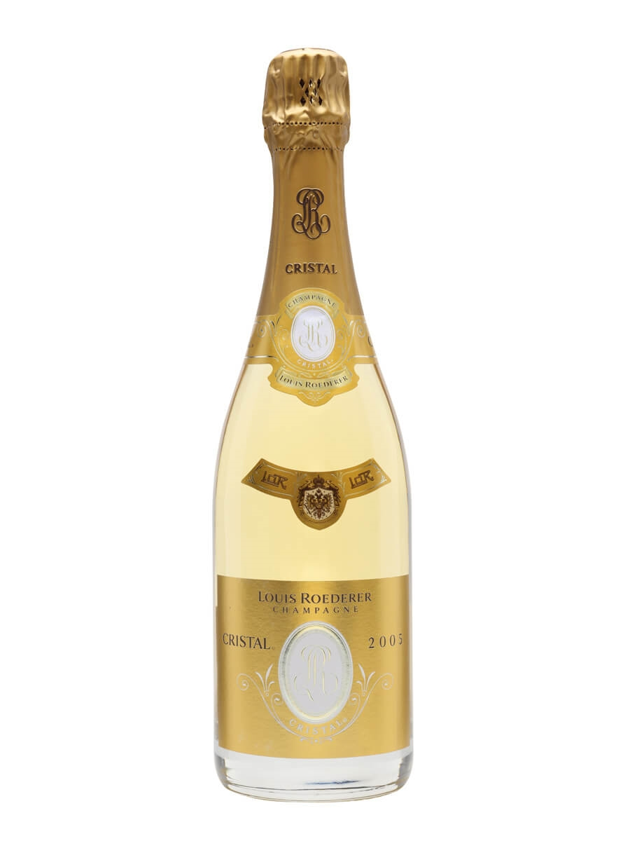 Louis Roederer Cristal 2005 Champagne / Late Release