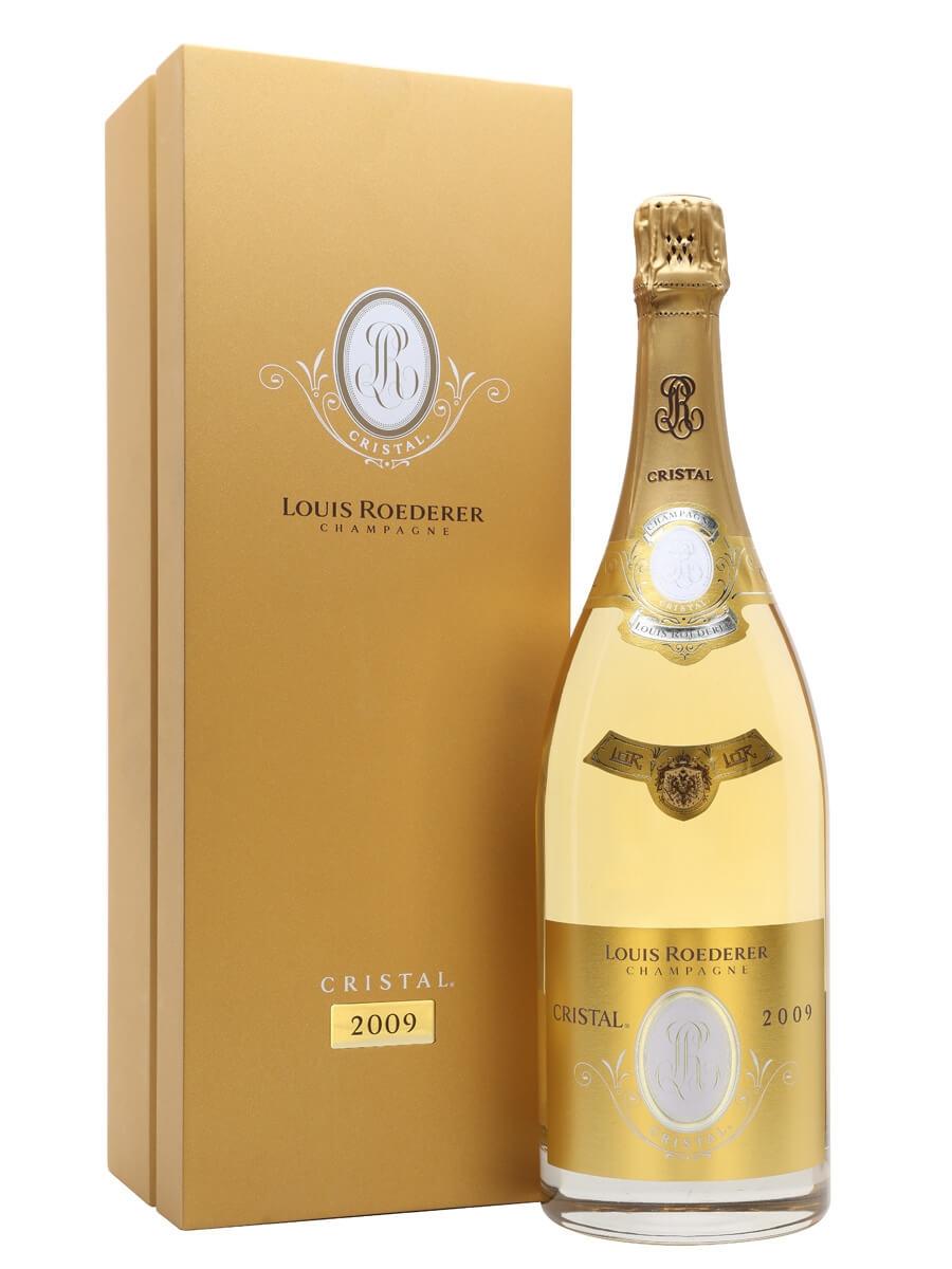 Louis Roederer Cristal Brut 2009 Champagne / Magnum
