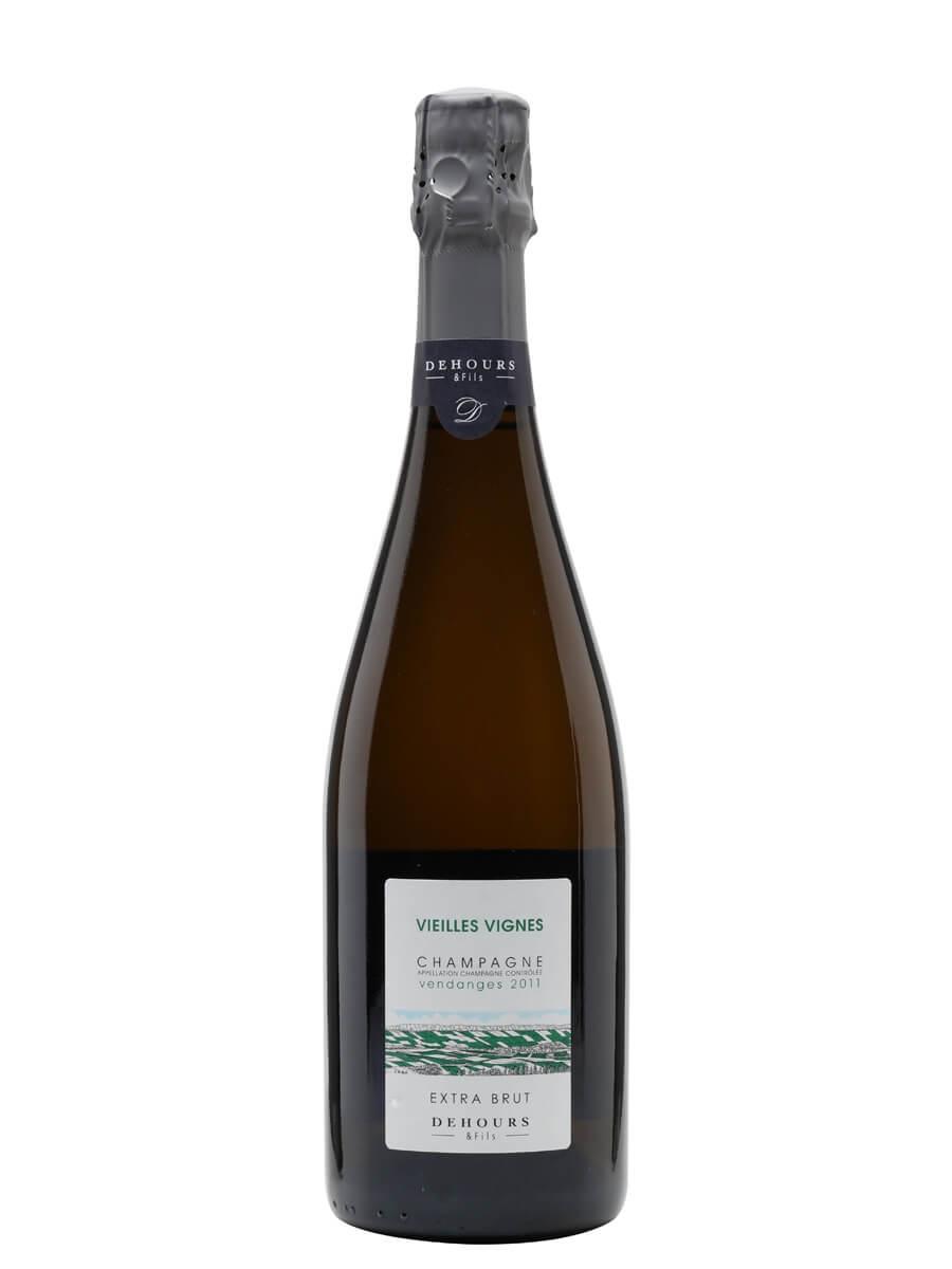 Champagne Dehours Extra Brut 'Vieilles Vignes' 2011