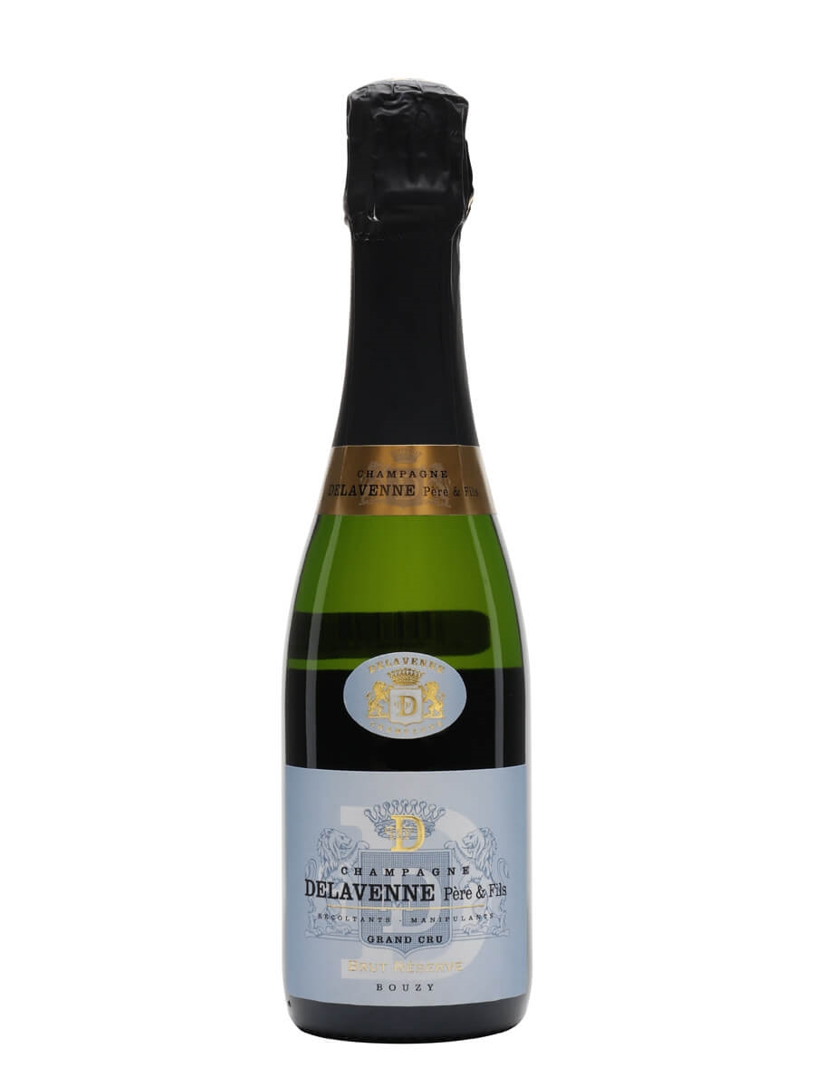Champagne Delavenne Brut Reserve NV / Half Bottle