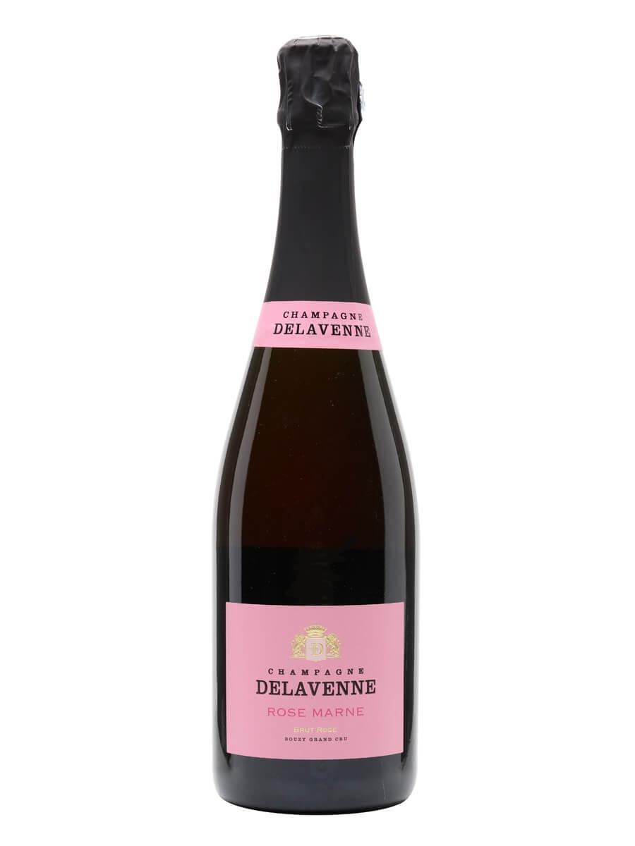 Champagne Delavenne Brut Rose NV
