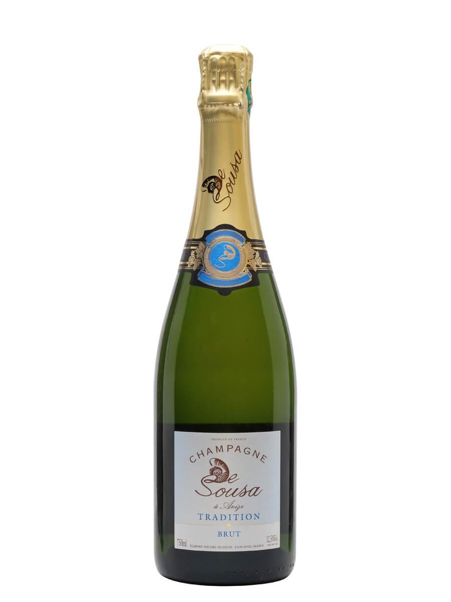 Champagne De Sousa Brut Tradition Champagne