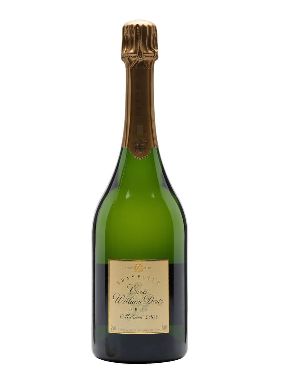 Cuvee William Deutz 2002 Champagne