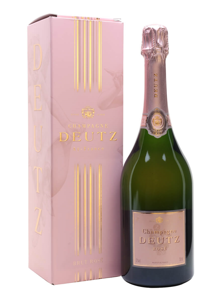 Champagne Deutz Rose NV