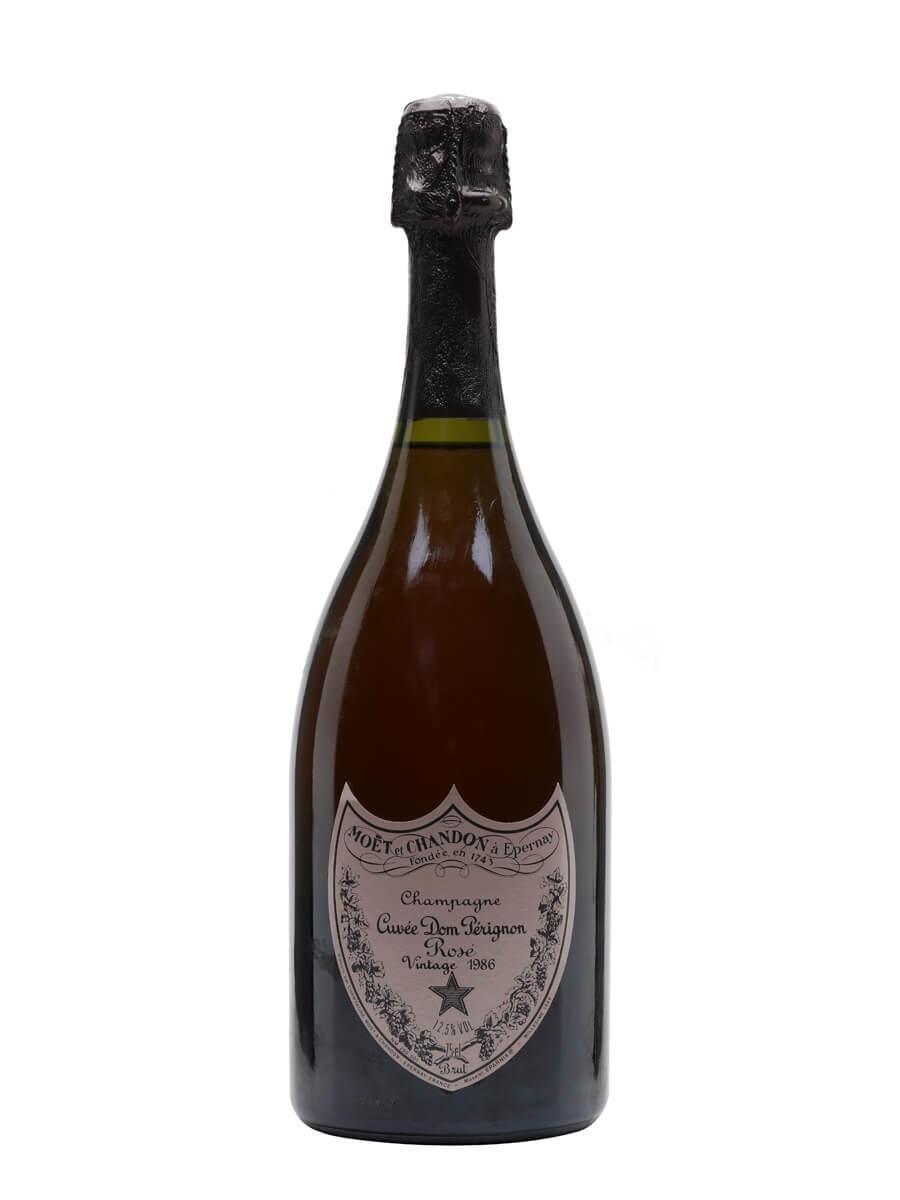Dom Perignon Rosé 1986 Champagne