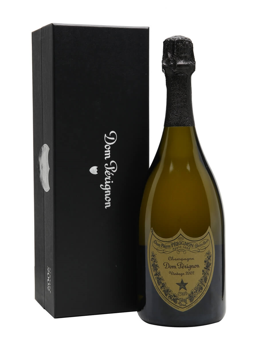 Dom Perignon 2002 Champagne