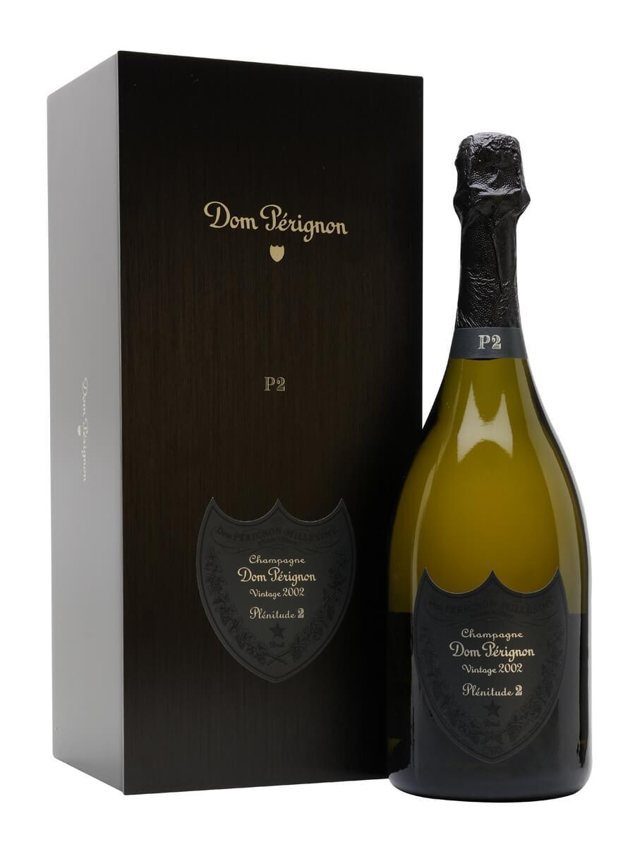 Dom Perignon 2002 P2 / Gift Box