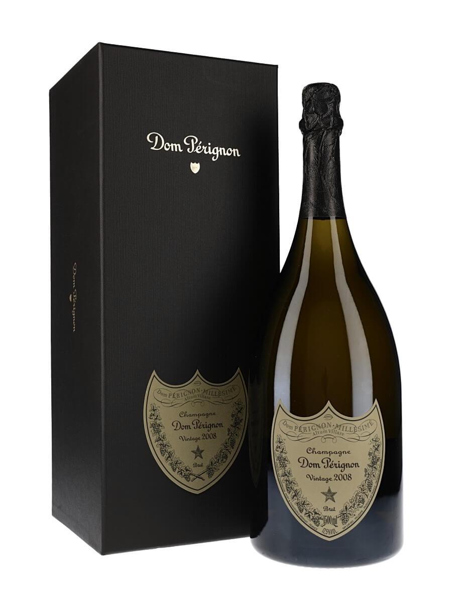 Dom Perignon 2008 Vintage Champagne / Magnum / Gift Box