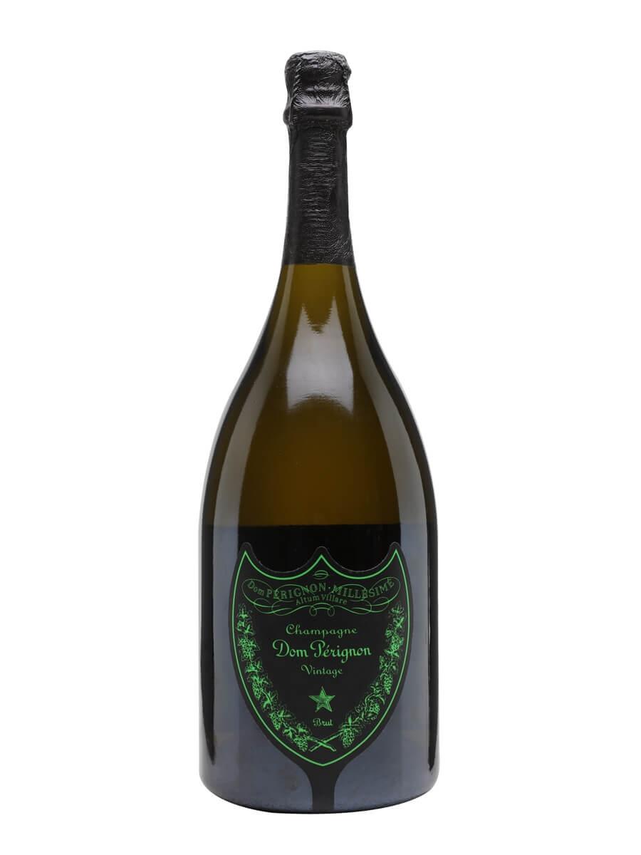 Dom Perignon 2009 Champagne / Luminous Magnums