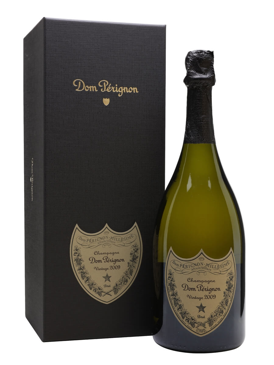 dom perignon 2009 vintage champagne boxed the whisky exchange. Black Bedroom Furniture Sets. Home Design Ideas