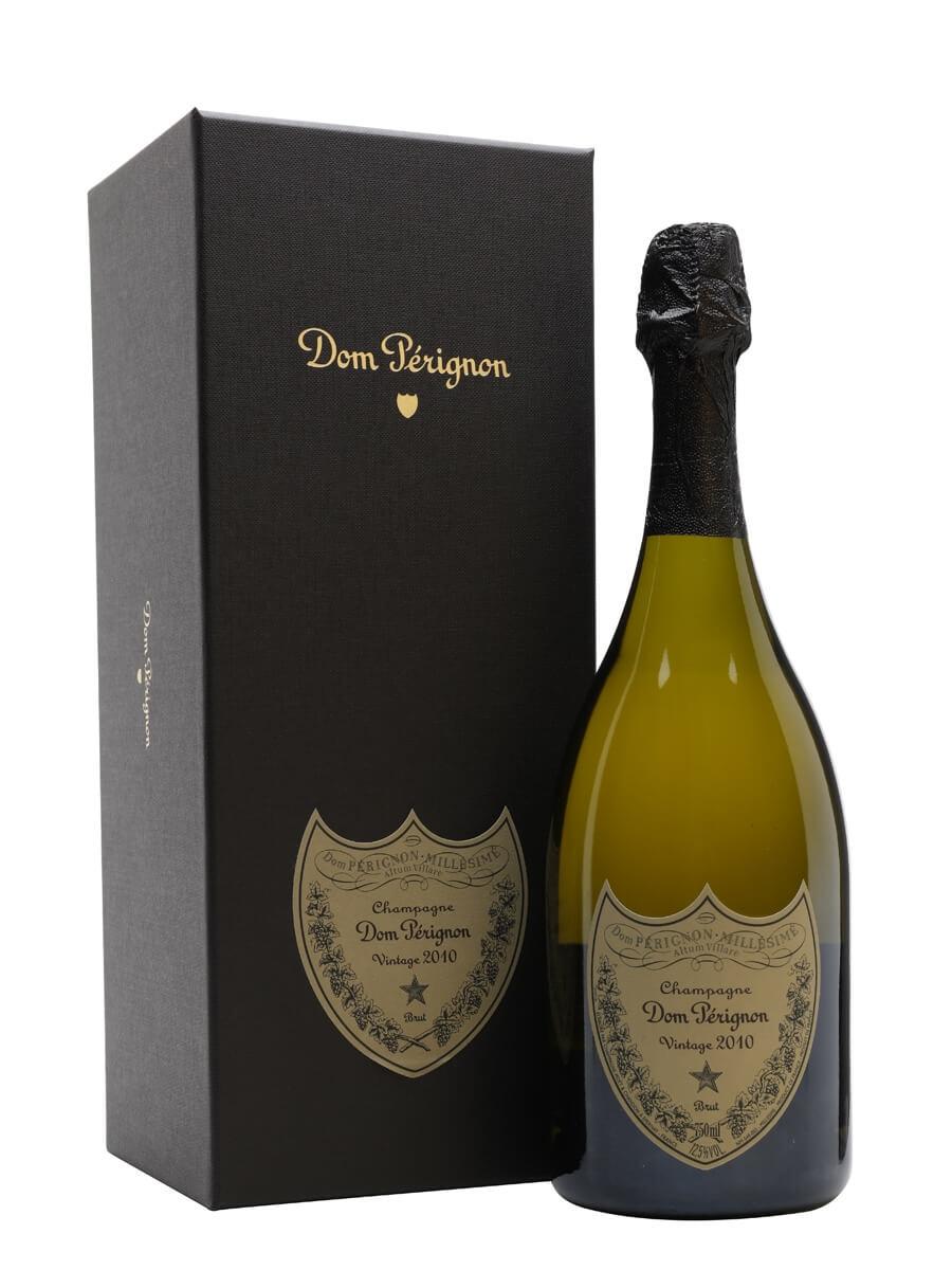 Dom Perignon 2010 Vintage Champagne / Gift Box