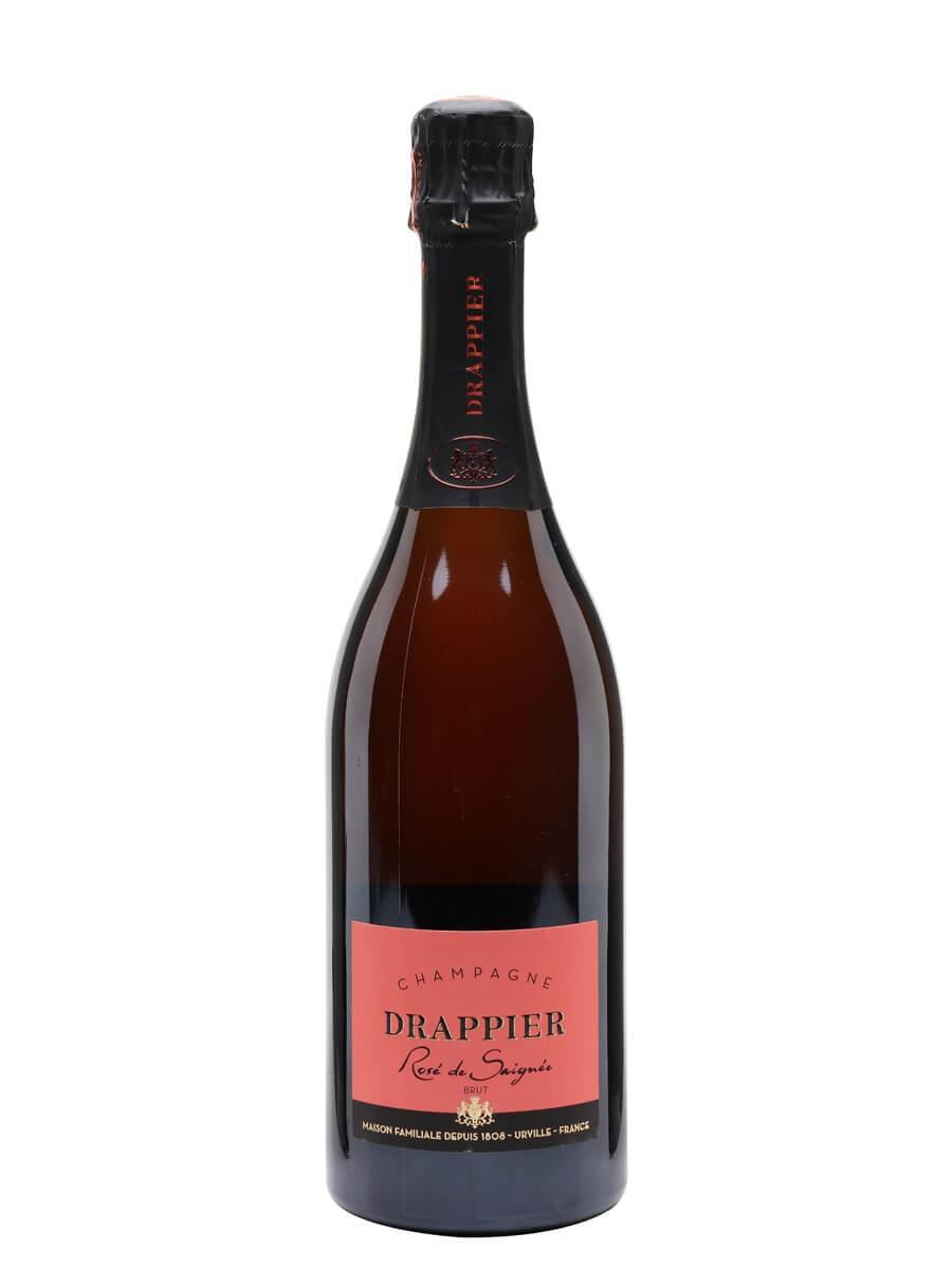 Drappier Rosé de Saignée Brut NV